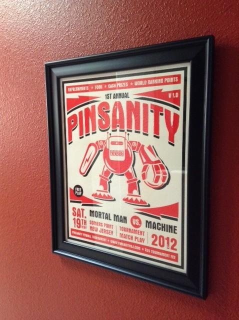 Pinsanity!